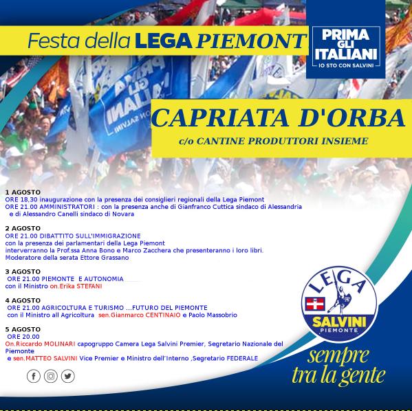 Festa Capriata