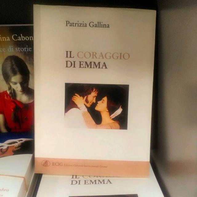 Il coraggio di Emma di Piatrizia Gallina
