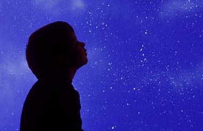 Il luccichio del cielo