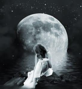 Raggio di luna