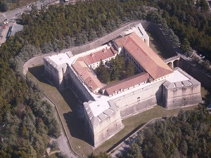XV Century Spanish fort