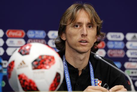 Croatia press conference