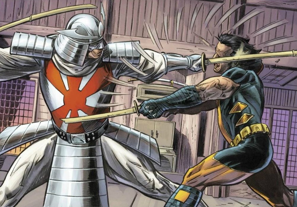 How Does Silver Samurai Break The Mould For Traditional Japanese Imagery?