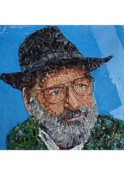 e Mosaico di Umberto Eco_Lady Be