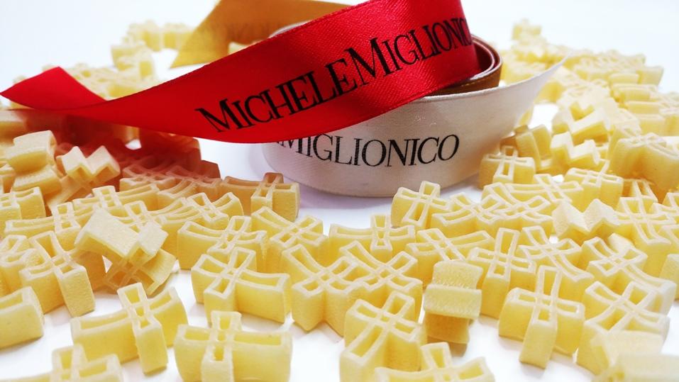 """""""Sacra Pasta"""", pasta di grano durodedicato alle Madonne Lucane per MicheleMiglionico"""