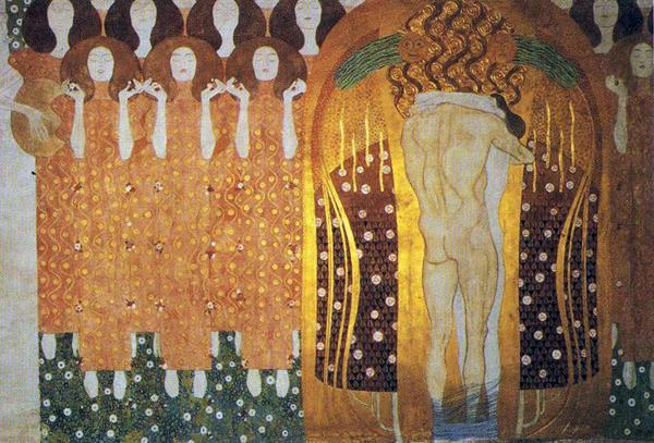 Klimt_Fregio di beethoven_1902 rit