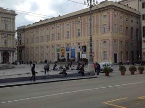 la cultura palazzo-ducale