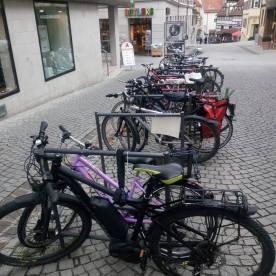 La rete Parcheggio di bici - Sergio Muratore