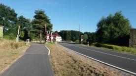 La rete Passaggio a livello ciclopedonale - Valter Ponta