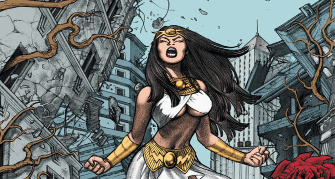 Isis And The Enduring Nature Of Egyptian Mythology In DC Comics