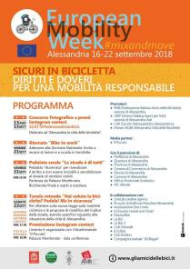 che European Mobility Week Alessandria