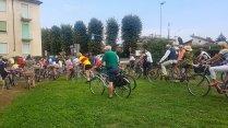 che La partenza da Viguzzolo - Foto Giacomo Seghesio
