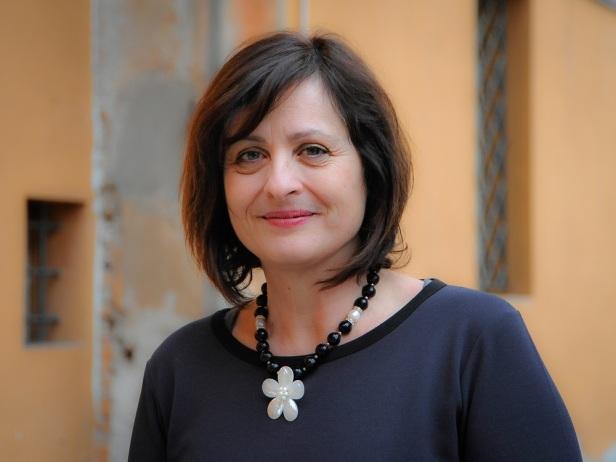 Cinzia Migani - Poto by Elisabetta Mandrioli