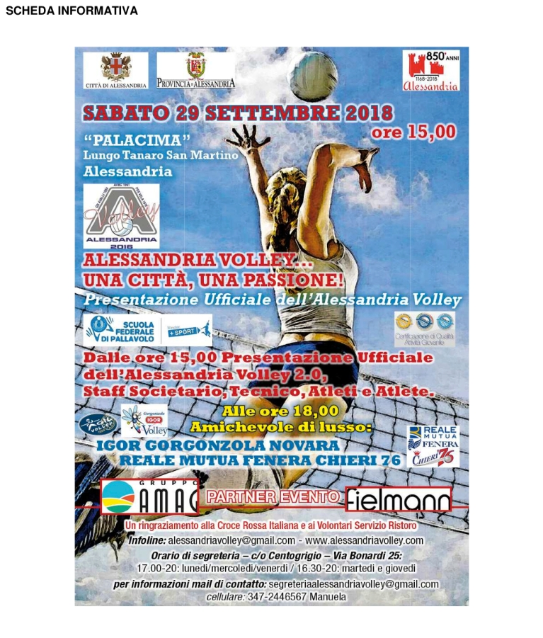 Gagliaudo_Evento Volley