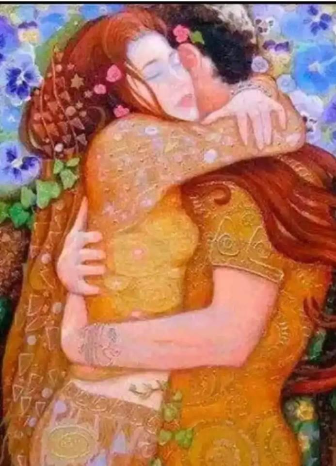 Quell'abbraccio