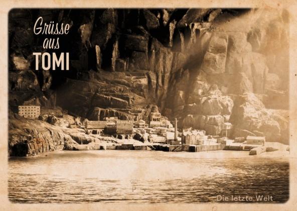 Tomi cartolina