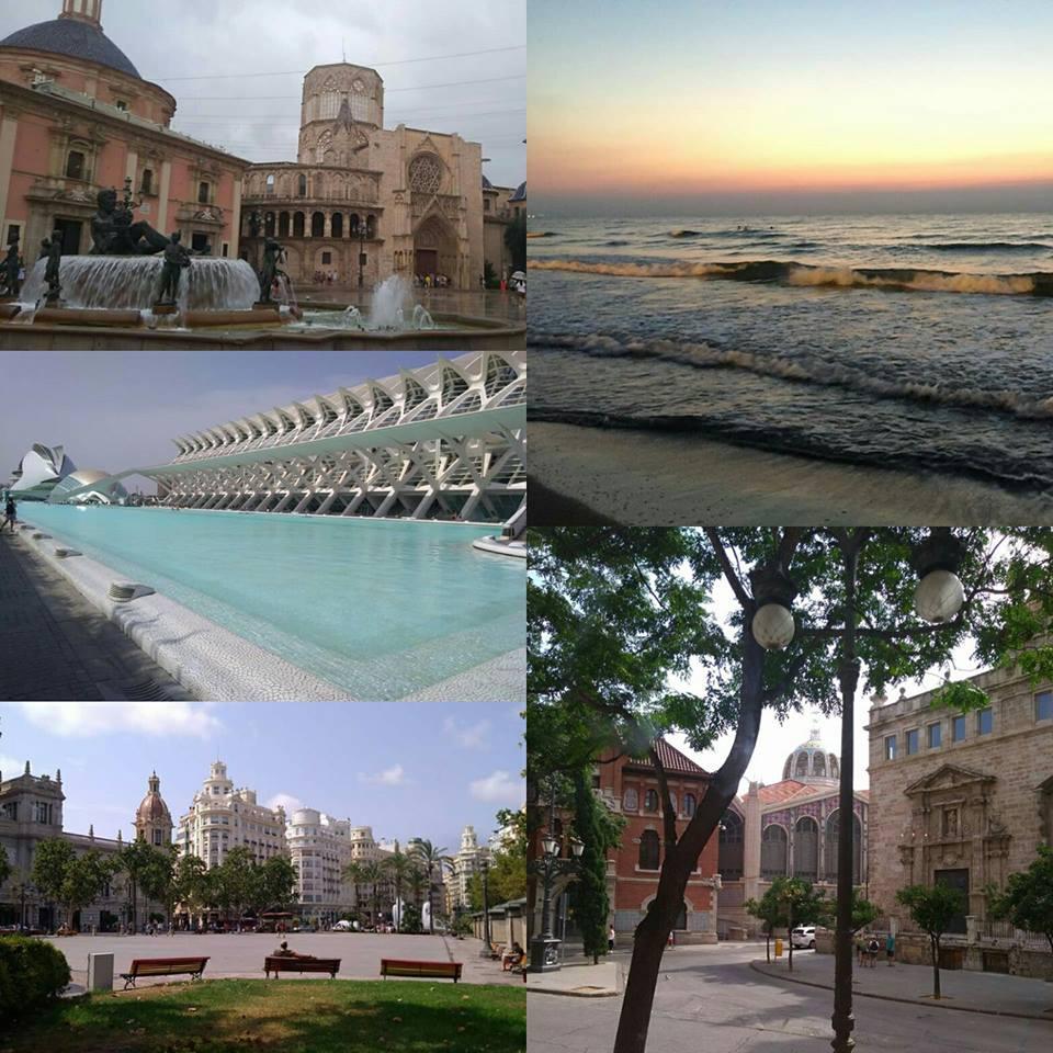 Riassumendo l'estate: Valencia, un viaggioinaspettato