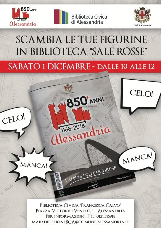 album 850 AL Biblioteca civica