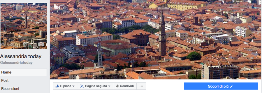 Alessandria today Facebook