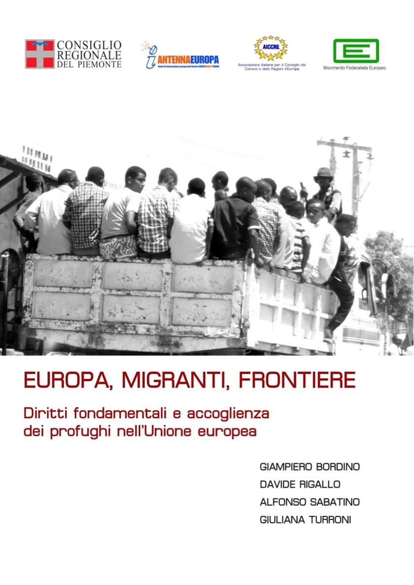 ANPI CasaleEuropa. Migranti, Frontiere_ Diritti fondamentali e accoglienza dei profughi nell'UE (trascinato)