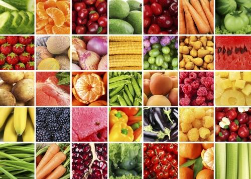 Frutta e verdura: come i loro colori influenzano la nostra scelta e la nostra salute