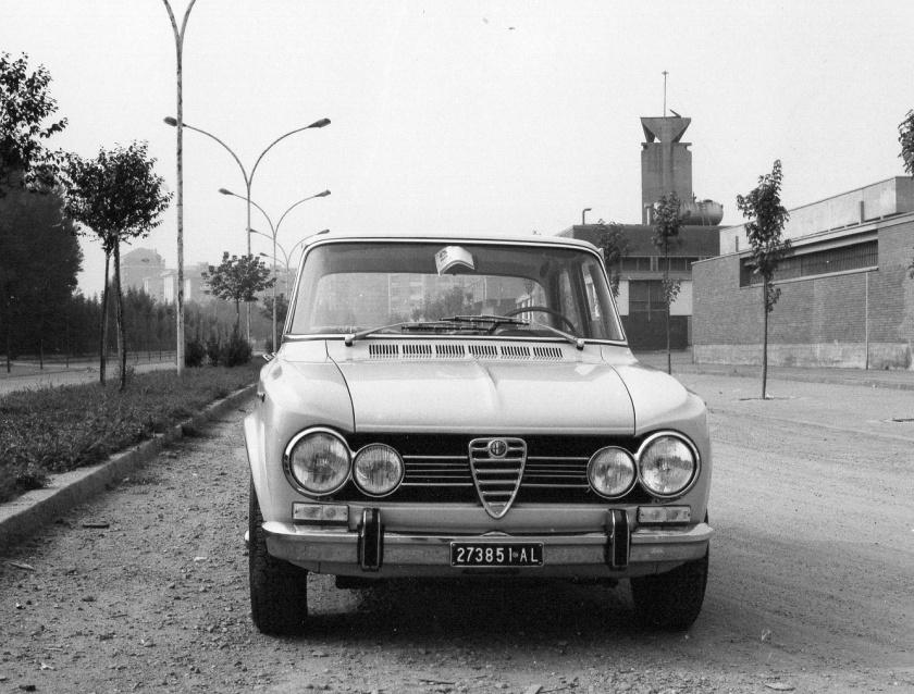 Giulia 1600 anno 1973