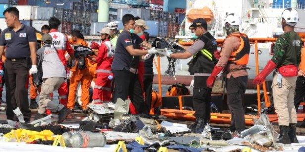 Lion Air JT-610 crash in Indonesia