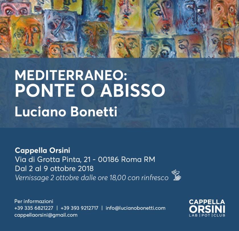 Invito Cappella Orsini