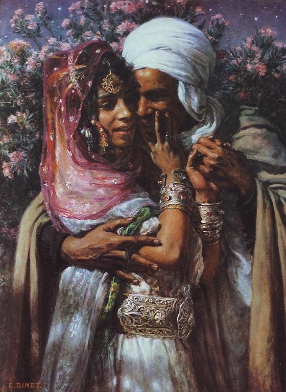 Nasreddine-Dinet-Étienne-Dinet-1861-1929-French-Orientalist-painter-TuttArt@-44