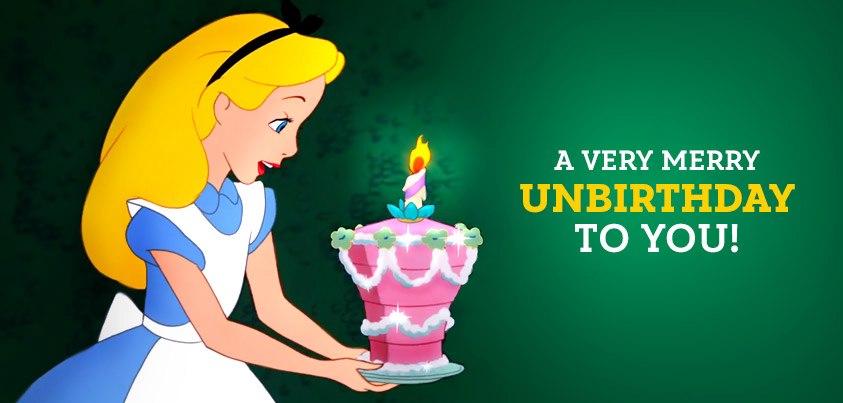Buon NON compleanno ame!