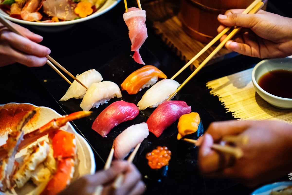 Viaggio in Giappone: che simangia?