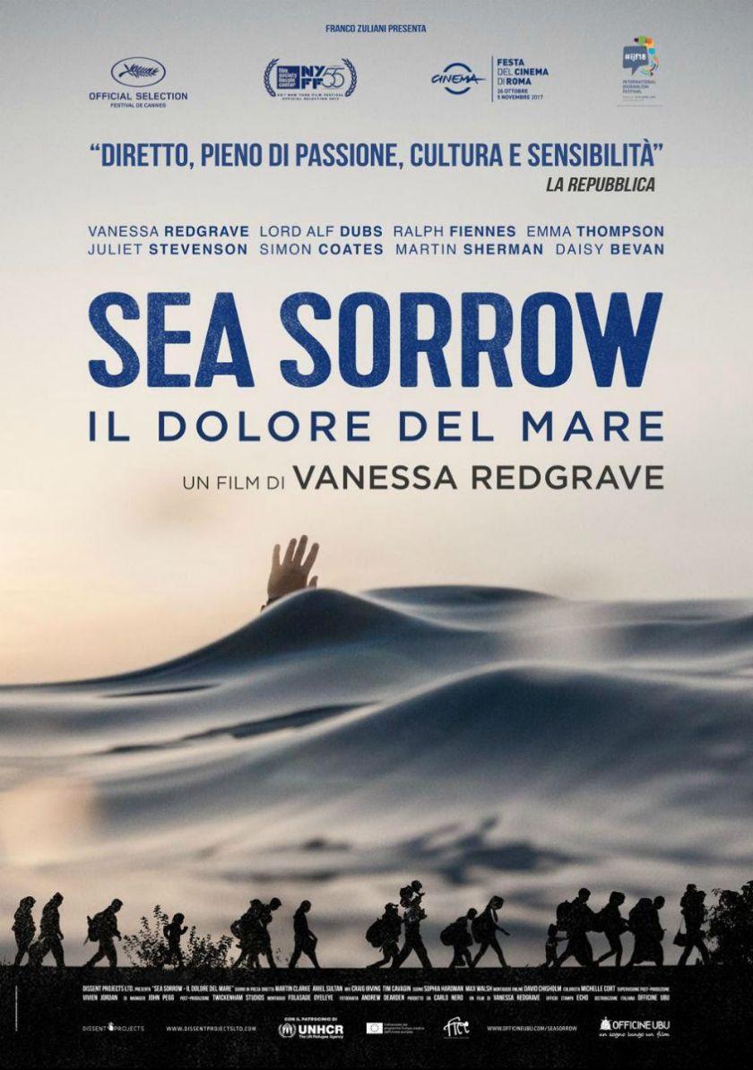 pro SEA-SORROW LOCANDINA