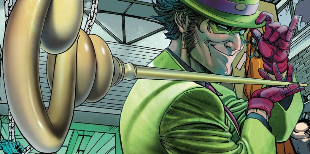 Riddle Me This: The Psychology Of The Riddler