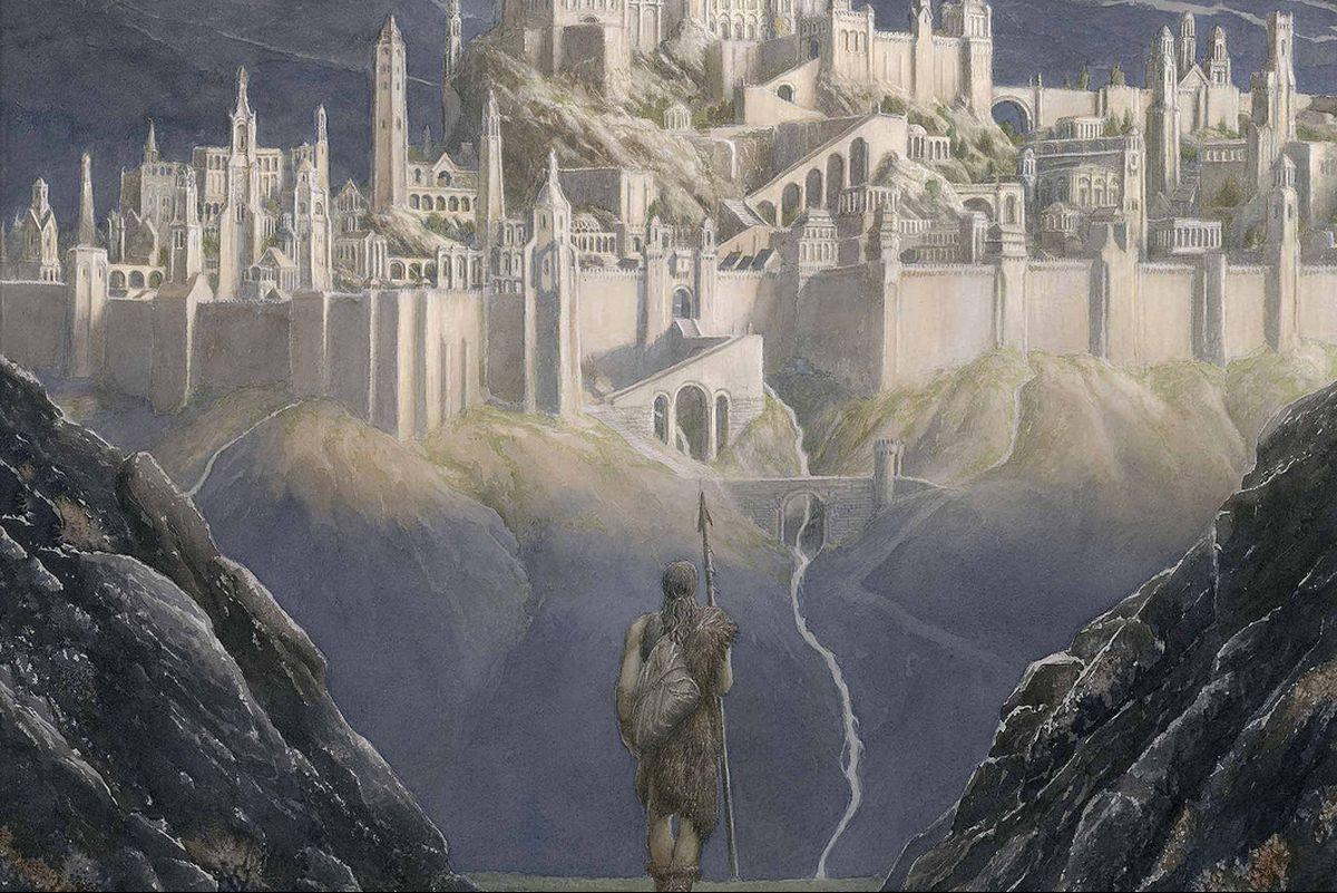 La caduta di Gondolin e l'epicità di J.R.R.Tolkien