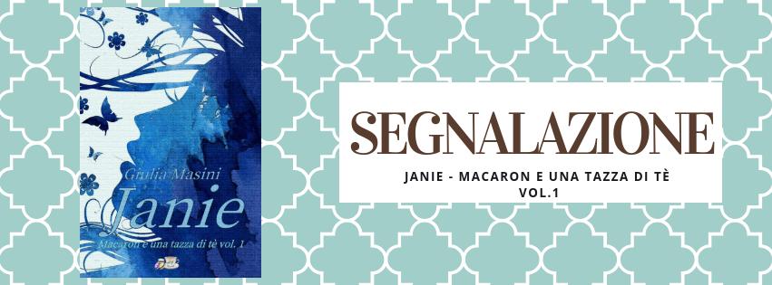 Janie – Macaron e una tazza di tè vol. 1[SEGNALAZIONE]