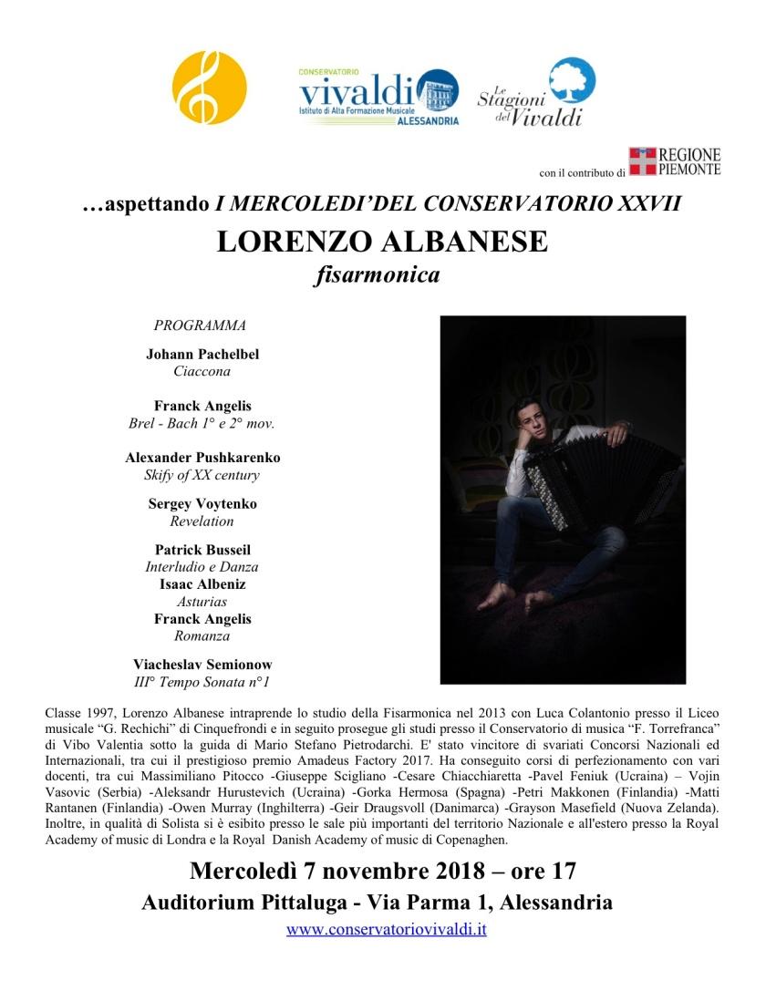 aspettandoIMercoledi_Albanese_fisarmonica_7nov2018