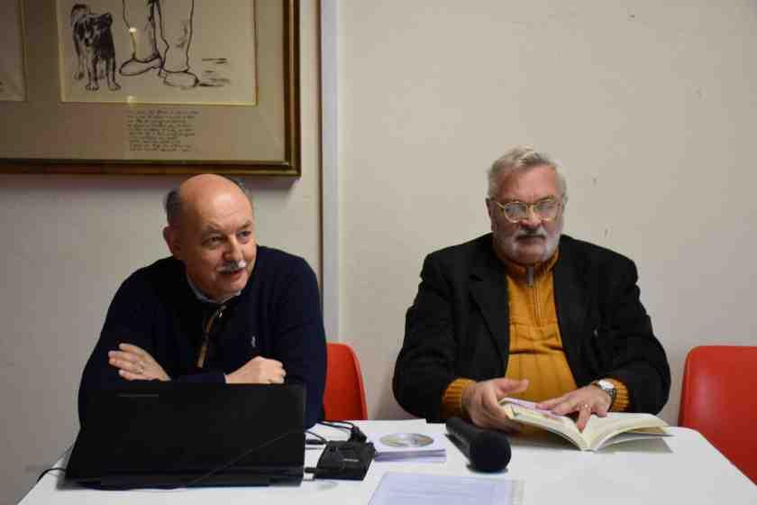 Fabbio e Sassi conf stampa