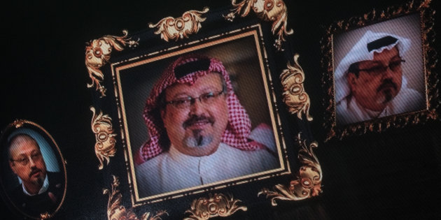 Commemorative Ceremony Held for Jamal Khashoggi In Istanbul