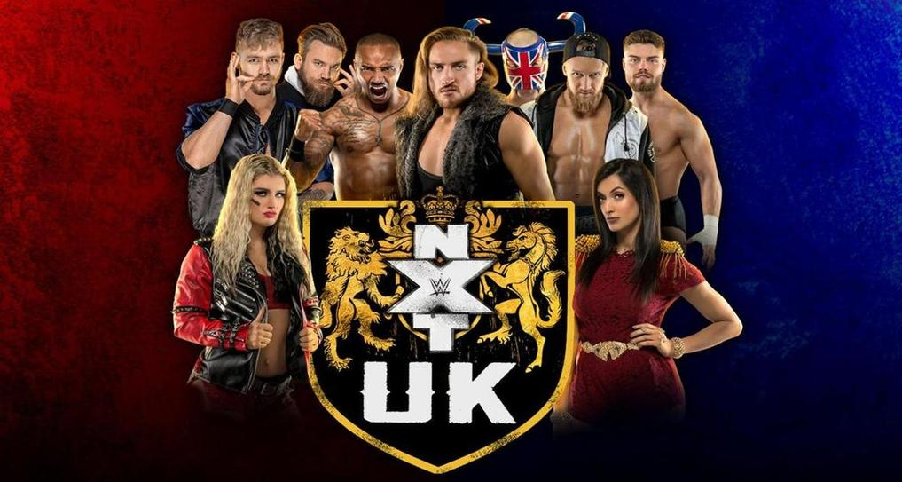 How NXT UK Is Shaping The Future Of British Wrestling