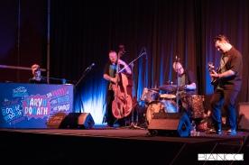 Sabato 03 Novembre 2018 Taryn Donath Quartet Cinema Macallè Foto di Marina Mangini Bianco Festival 04