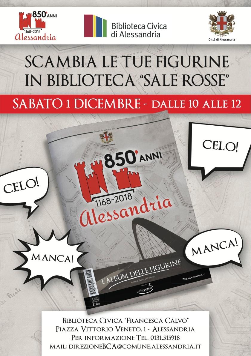 scambio Locandina 850 AL Biblioteca civica