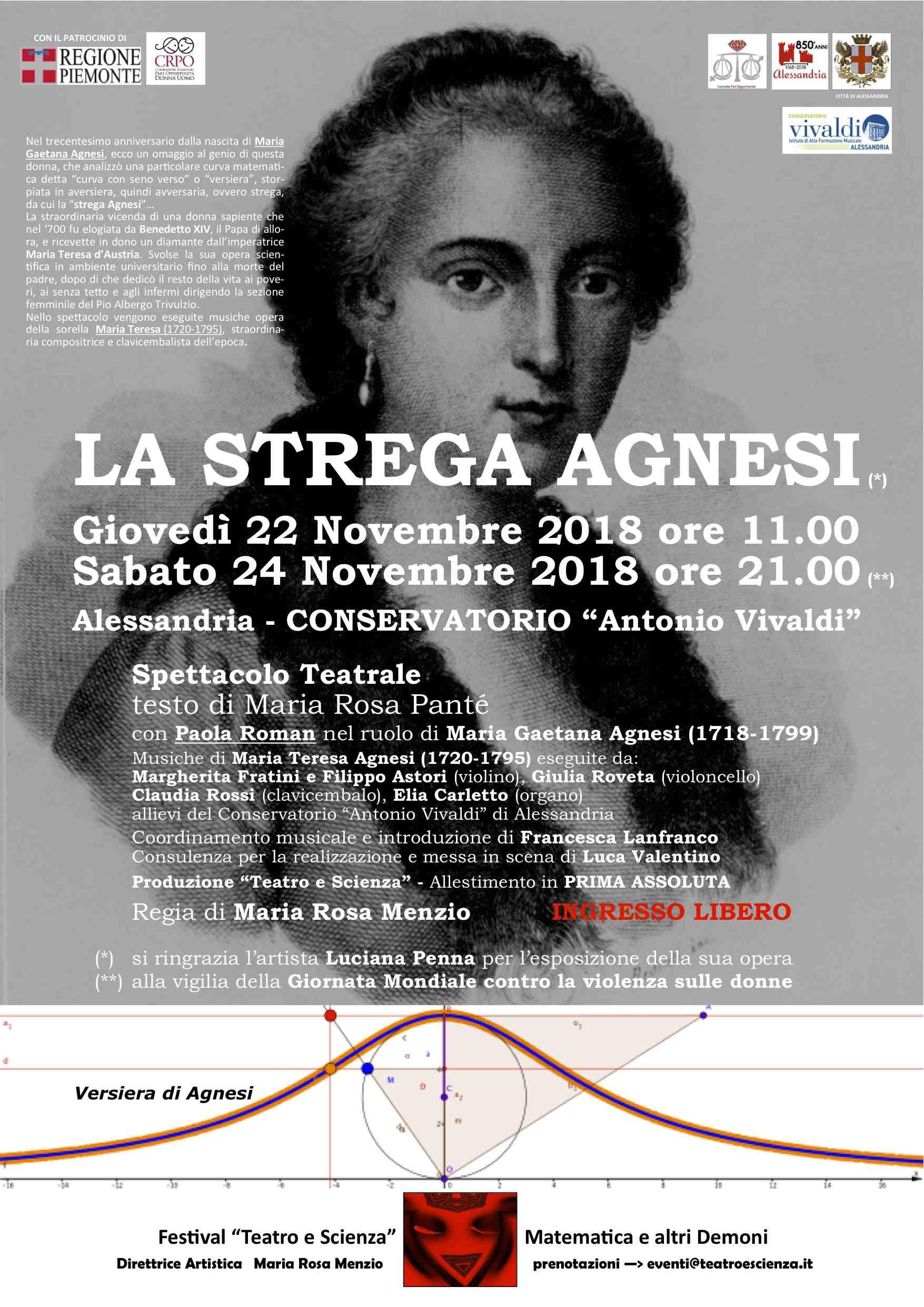 vivaldi LA-STREGA-AGNESI-22-e-24-Novembre-2018