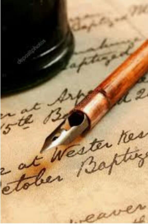Foglio e penna