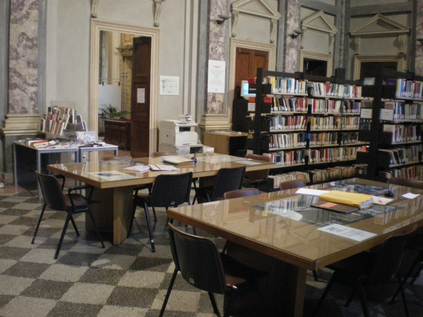 biblioteca civca casale monferrato