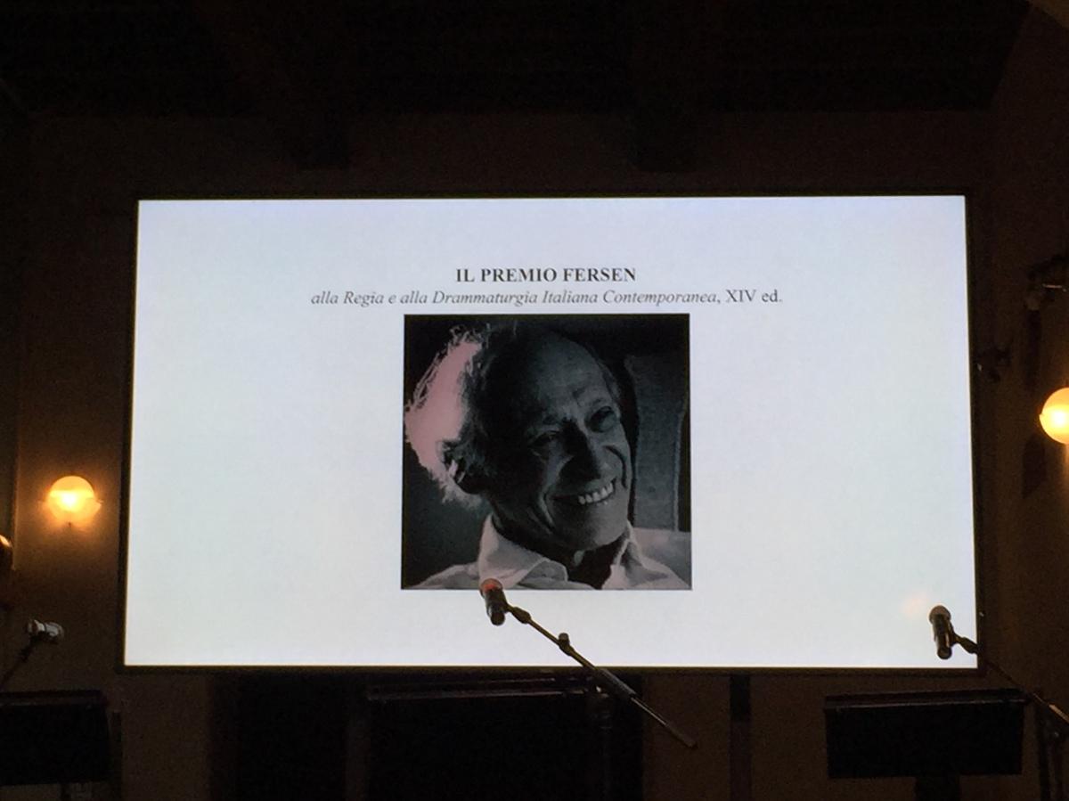 'Eleutherìa' segnalato al Premio Fersen   conaudio