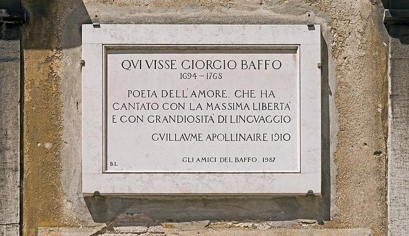 Dall'idea all'audiolibro: le poesie di GiorgioBaffo