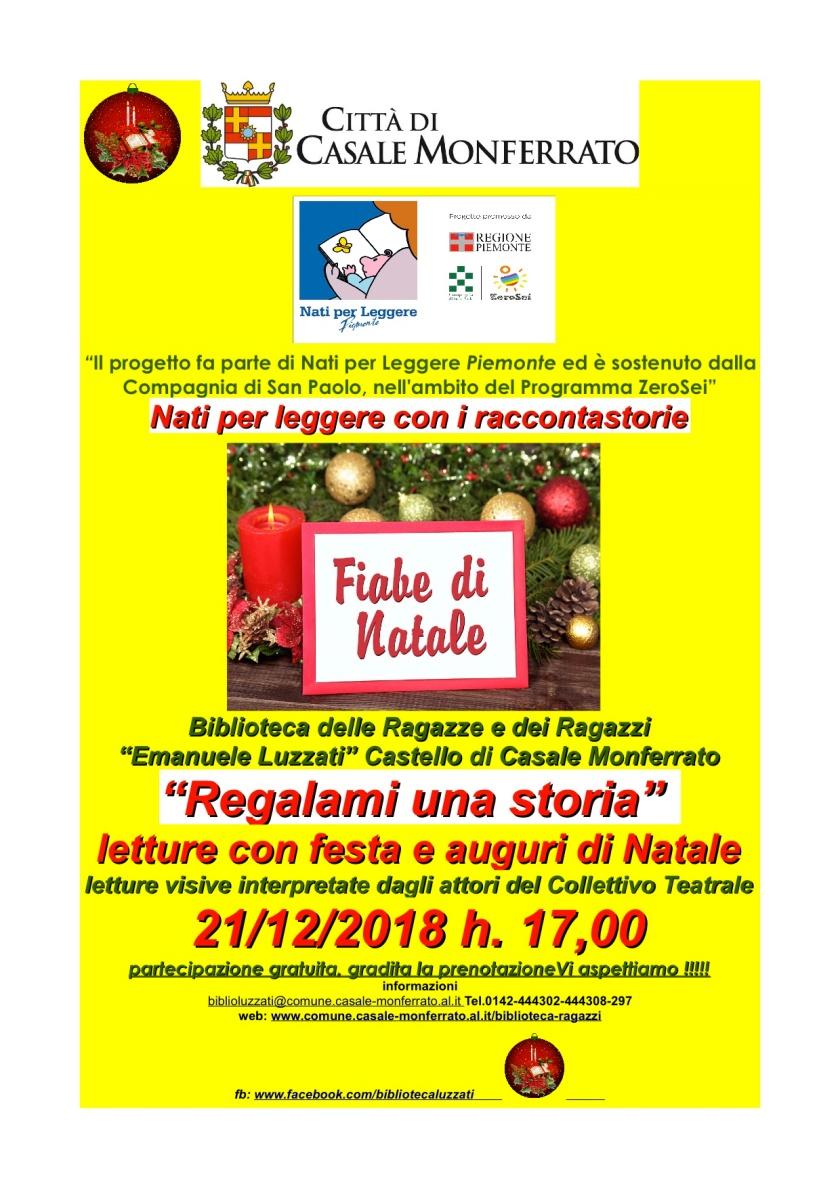 nat locandina letture Collettivo Regalami una storia +festa 21-12-2018