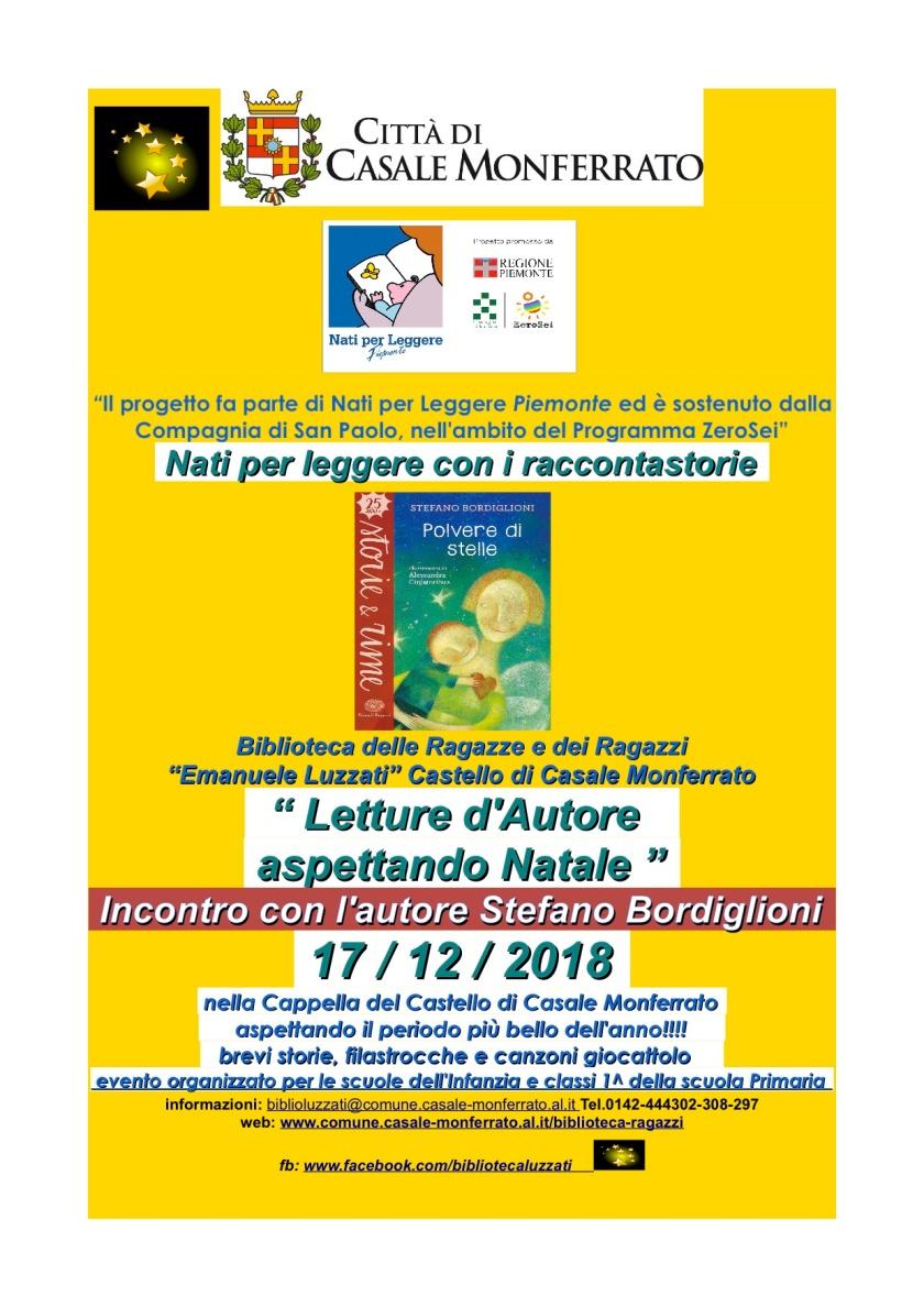 nat ocandina NPL incontro Autore Bordiglioni Stefano 17-12-2018
