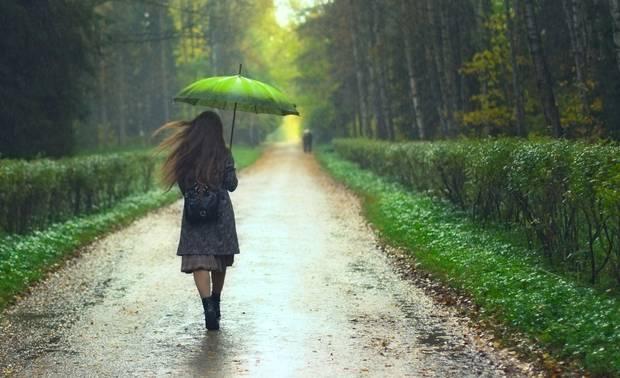 E fuori piove…