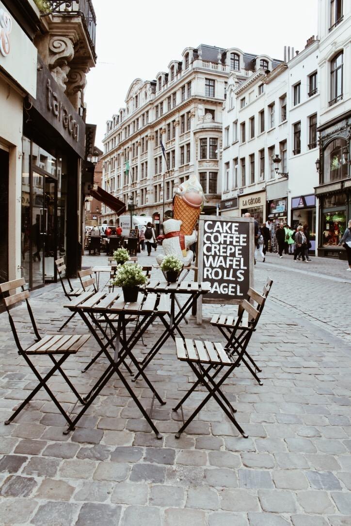 Mangiare a Bruxelles